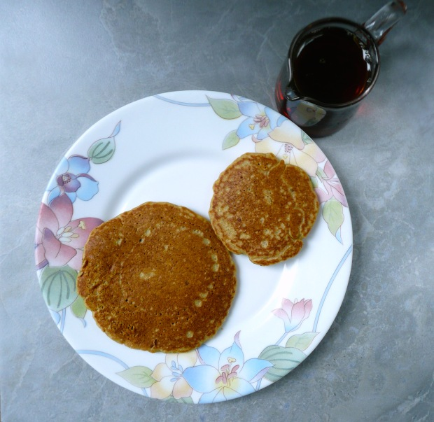 two pancakes perfected