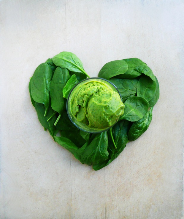 baby spinach heart copy