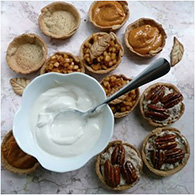 cashew whipped cream