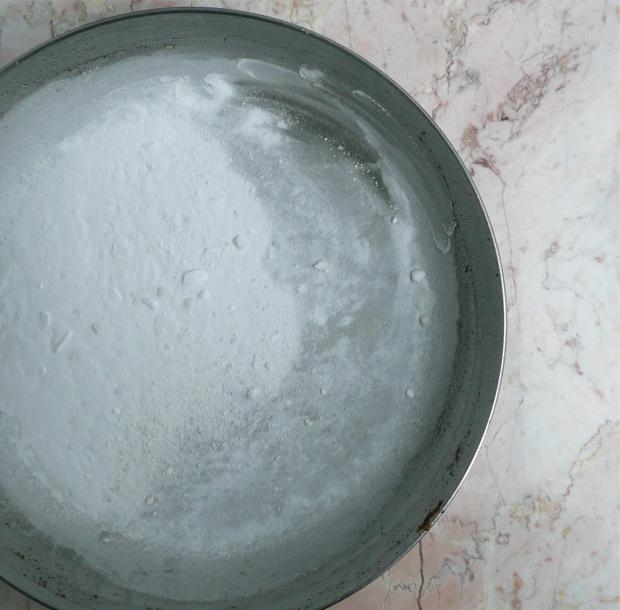 Baking soda pan 1