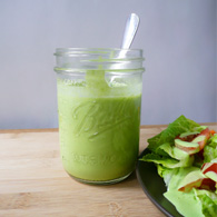 Parsely Green Goddess Dressing