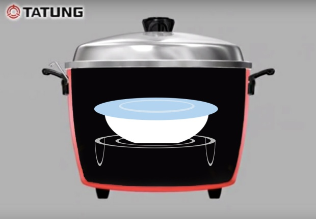 rice cooker graphic